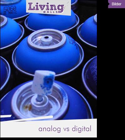 Link zur Galerie Analog vs. Digital