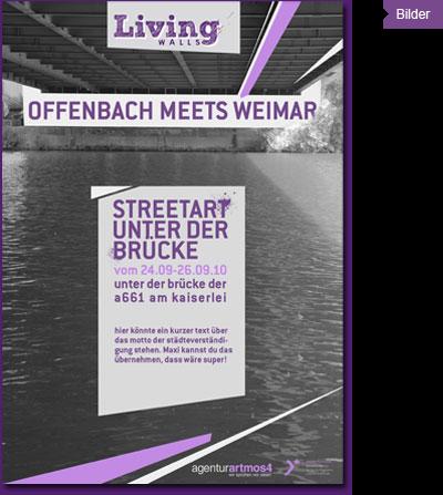Link zur Galeri Weimar meets Offenbach