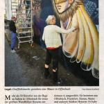 Living Walls in der Frankfurter Allgemeinen Zeitung