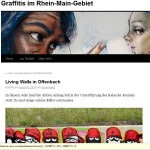 Living Walls im Blog dosen-kunst