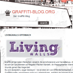 Living Walls im Grafitti-Blog