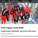 Living Walls im Blog Grafittiworld