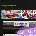 Living Walls im Blog Montana Cans