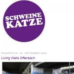 Living Walls im Blog Schweine-Katzen